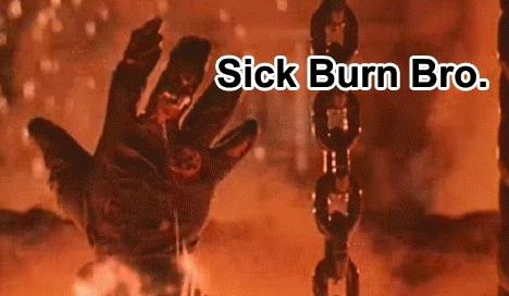 burnreaction, insult, sickburn, burn GIFs
