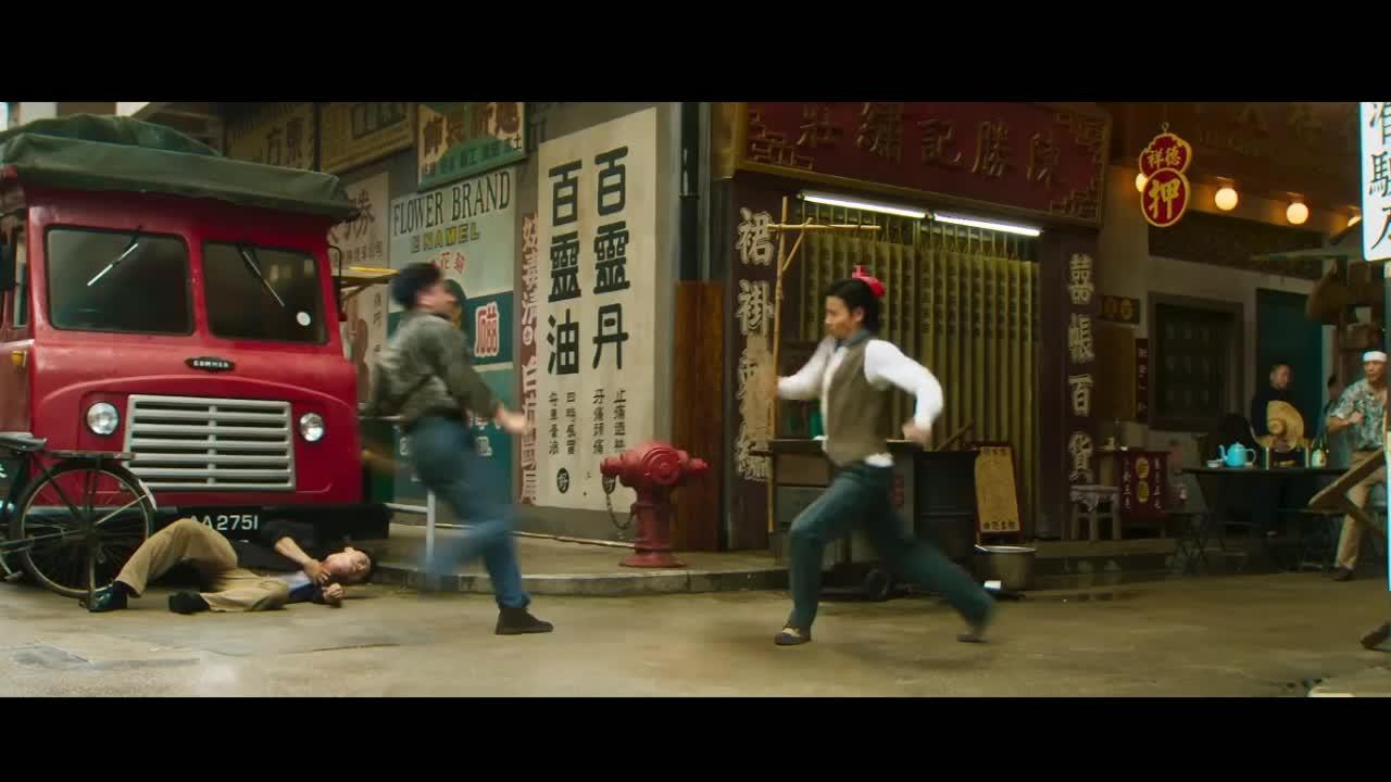 Cheung Tin Chi, Ip-Man, Master Z, Master Z: Ip-Man Legacy GIFs
