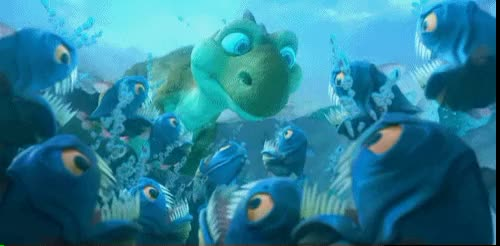 Watch this trending GIF on Gfycat. Discover more dinosour, expectations, film, ice age, ice age 3, movie, reality GIFs on Gfycat