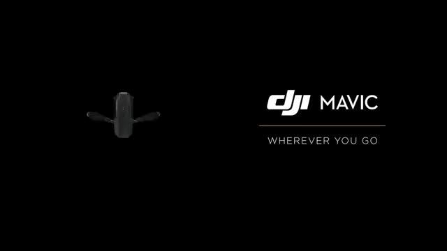 Watch DJI - Introducing the DJI Mavic GIF on Gfycat. Discover more Dji, UAV, drone, phantom, ronin GIFs on Gfycat