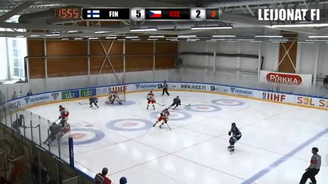 Watch and share Finland GIFs and Hockey GIFs by rinksideview on Gfycat