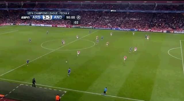 Watch Post Match Thread: Arsenal 3 - 3 Anderlecht (reddit) GIF on Gfycat. Discover more gunners, soccer GIFs on Gfycat