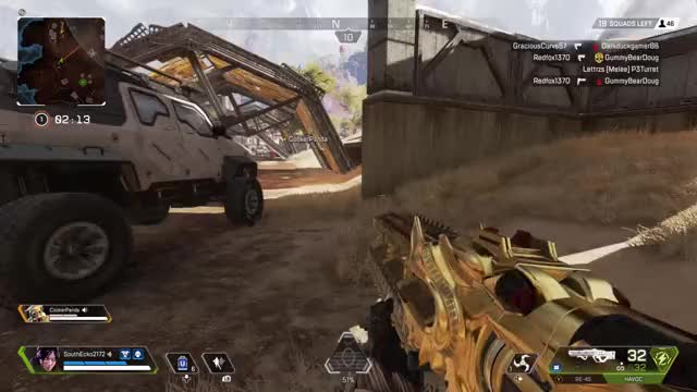 Watch and share SouthEcko2172 ApexLegends 20190712 04-31-24 GIFs by nicko786 on Gfycat