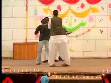 BALOCHI CHAP DANCE.