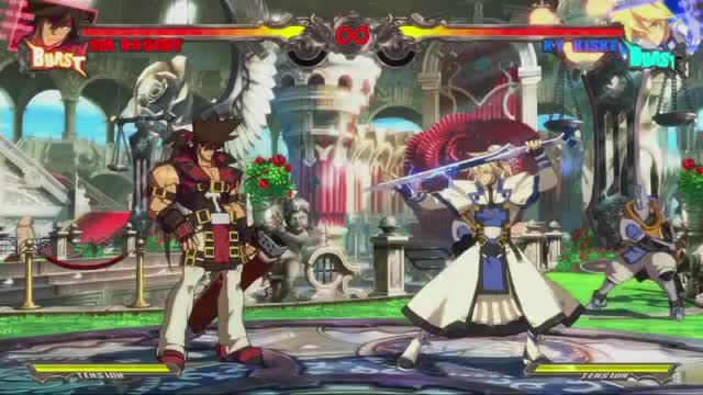 Watch and share Guilty Gear Xrd GIFs by oniros on Gfycat