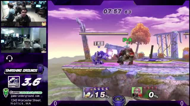 Watch and share Smashing Grounds GIFs and Project M GIFs on Gfycat