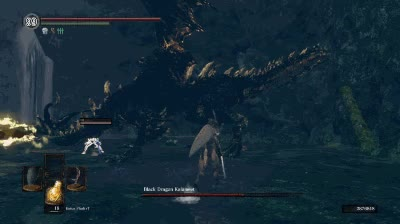 No tail slam needed #DarkSouls #PS4share GIFs