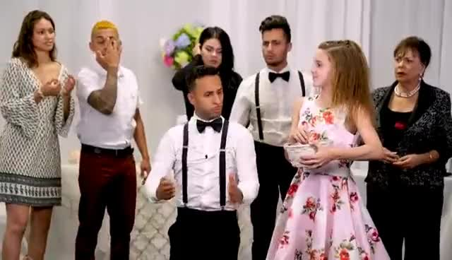 Dance Battle Gone Wrong | Anwar Jibawi GIFs