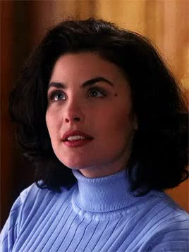 Watch and share Sherilyn Fenn GIFs and Audrey Horne GIFs on Gfycat