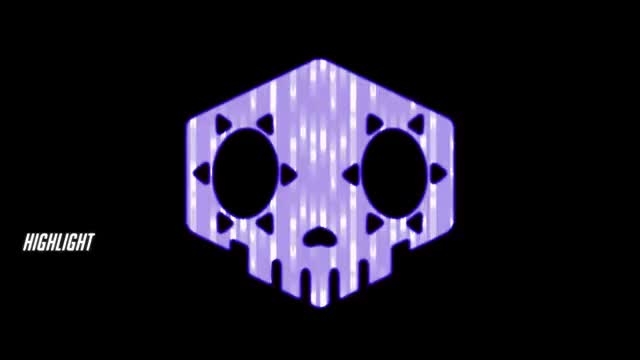 Watch staring death at the face 19-03-17 01-54-15 GIF by @artemis8219 on Gfycat. Discover more highlight, overwatch, sombra, total mayhem GIFs on Gfycat