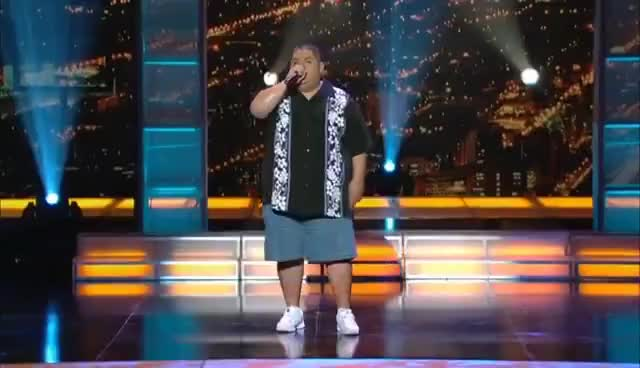 """Watch and share """"Dance, Dance, Revolution"""" - Gabriel Iglesias (from My I'm Not Fat... I'm Fluffy Comedy Special) GIFs on Gfycat"""