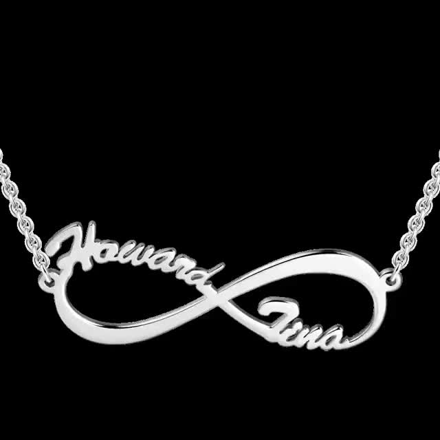 Watch and share My Lucky Necklace GIFs and Photo Necklace GIFs by Name Necklace on Gfycat