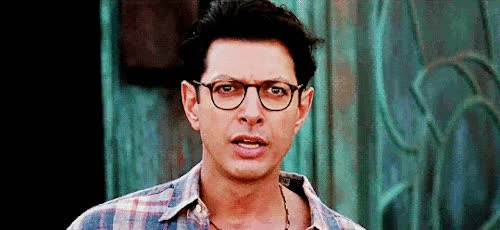 Watch and share Jeff Goldblum GIFs on Gfycat