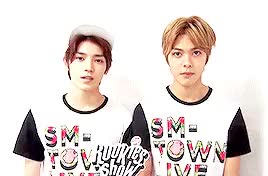 Watch and share Lee Taeyong GIFs and Smrookies GIFs on Gfycat