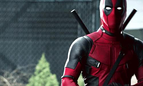 Watch deadpool wait GIF on Gfycat. Discover more related GIFs on Gfycat