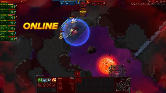 Watch Asteroid Fight GIF on Gfycat. Discover more Asteroid Fight, Gaming, MOBA, RTS, game, space GIFs on Gfycat