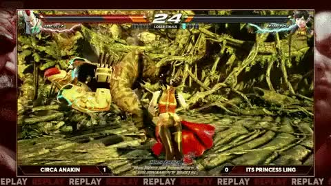 Watch The King of Iron Fist Tournament 2016 World Finals [Tekken 7] (12/09-12/10) GIF on Gfycat. Discover more related GIFs on Gfycat