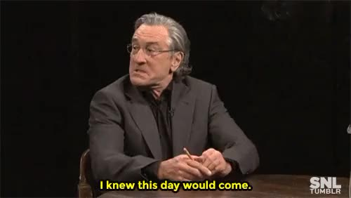 Watch and share Robert Deniro GIFs and Vinny Vedecci GIFs on Gfycat