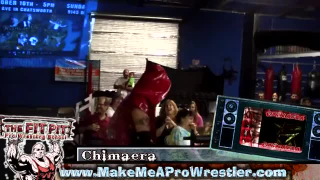 Watch Chimaera entrance GIF by Blaze Inferno (@metaknightxprophets) on Gfycat. Discover more Chimaera, fit pit pro wrestling school, wrestling students GIFs on Gfycat