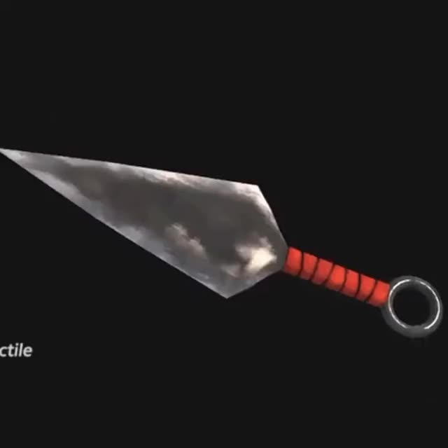 Watch and share The Textured Kunai Projectile (not Final) From VRNinja! #vr #gamedev GIFs by MADSOFT Games, inc. on Gfycat