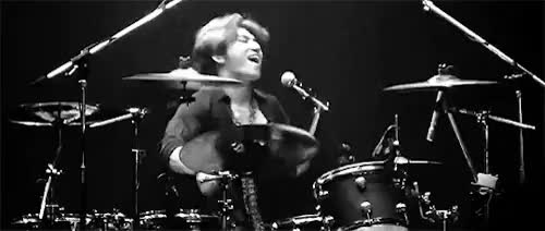 Watch daesung playingdrums GIF on Gfycat. Discover more HES SO CUTE, LOOK HOW HAPPY HE IS, bigbang, daesung, mine, mine:dae, mybigbangedit, mydaesungedit, vip net GIFs on Gfycat