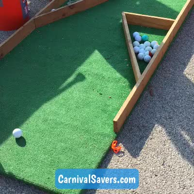 Watch Putt Golf Carnival Game GIF by Carnival Savers (@carnivalsavers) on Gfycat. Discover more carivalgame, carnival game, carnivalsavers, golf, put put golf GIFs on Gfycat