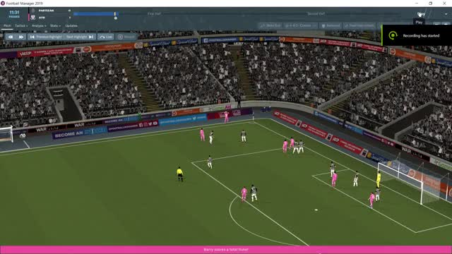 Watch and share Football Manager 2019 2019.03.05 - 23.38.24.03 GIFs on Gfycat