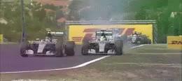 Watch and share Sebastian Vettel GIFs and Fernando Alonso GIFs on Gfycat