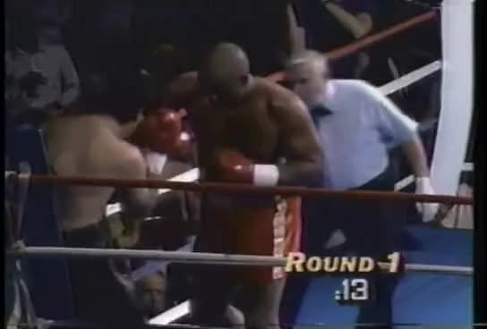 Watch Big KO by Foreman GIF on Gfycat. Discover more George Foreman knocksout GIFs on Gfycat