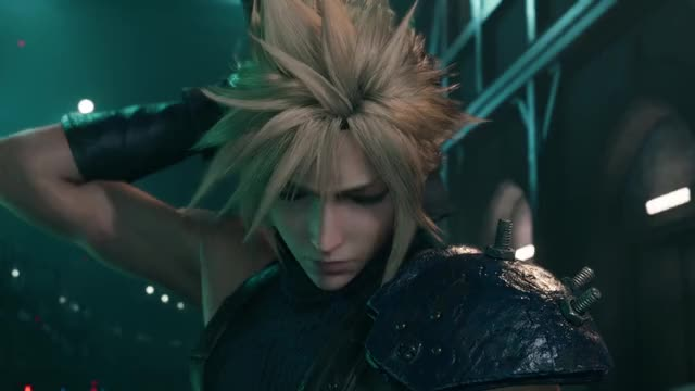 Watch and share Final Fantasy VII Remake Episode Intergrade GIFs by Square Enix on Gfycat