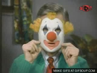 Watch Clown GIF on Gfycat. Discover more related GIFs on Gfycat