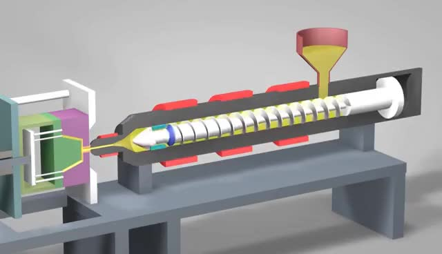 Watch and share Plastic Injection Molding GIFs on Gfycat