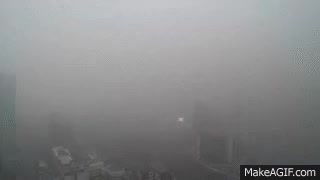 Watch and share Beijing Smog In 4K - 24h Time Lapse GIFs on Gfycat