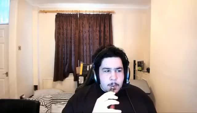 GREEKGODX VAPE MAGIC TRICK