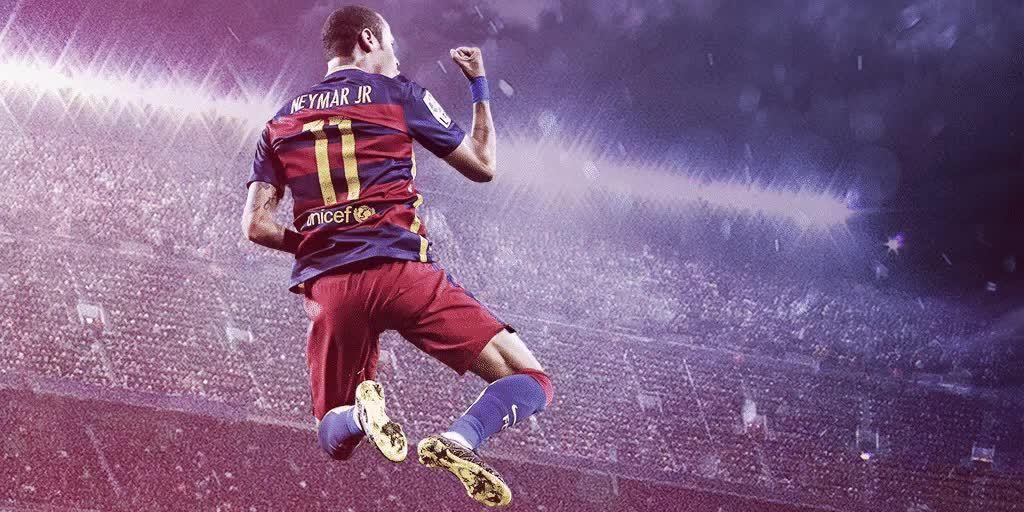 Barca, Junior, Neymar, barca, junior, neymar, Neymar Goal GIFs