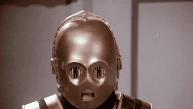 Watch Distraught Robot! Starship Eros GIF by Beyond the Beaded Curtain (@dirtyvhs) on Gfycat. Discover more dirtyvhs, distraught, reaction, robot, starship eros GIFs on Gfycat