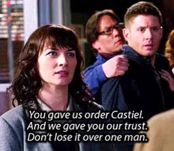 Watch and share Stairway To Heaven GIFs and Dean Winchester GIFs on Gfycat