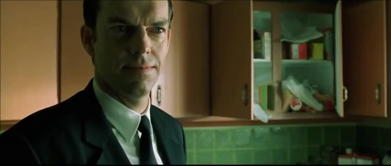 evil, evil laugh, laugh, laughing, lol, muahaha, muahahaha, Agent Smith evil laugh from The Matrix Revolutions GIFs