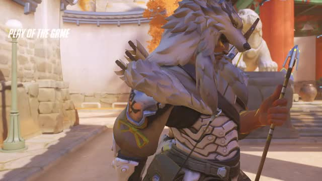Watch and share Overwatch GIFs and Hanzo GIFs by spooka on Gfycat