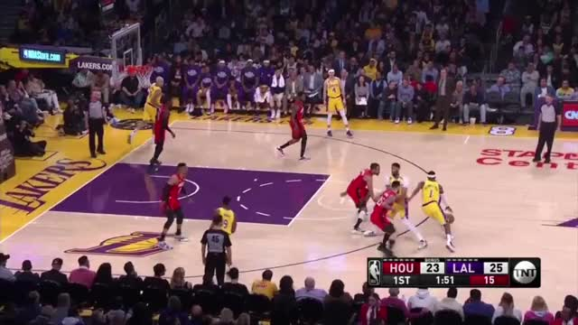 Watch and share Los Angeles Lakers GIFs and Houston Rockets GIFs on Gfycat
