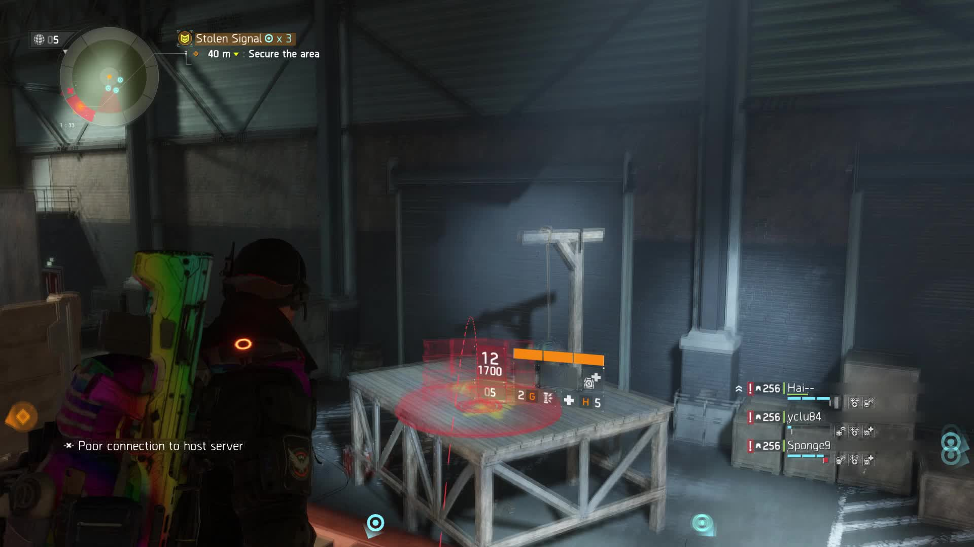 thedivision, Mobile Cover and Last Hostage on Stolen Signal GIFs