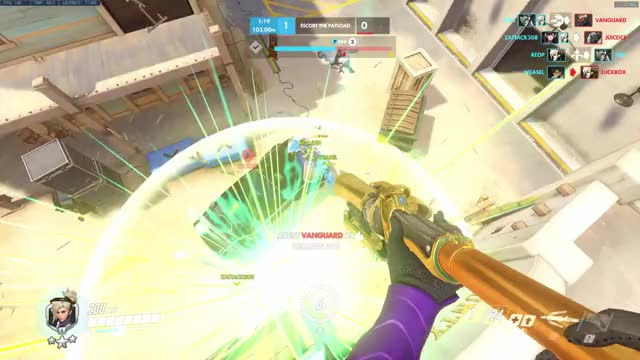 Watch Untitled GIF on Gfycat. Discover more ana, overwatch GIFs on Gfycat