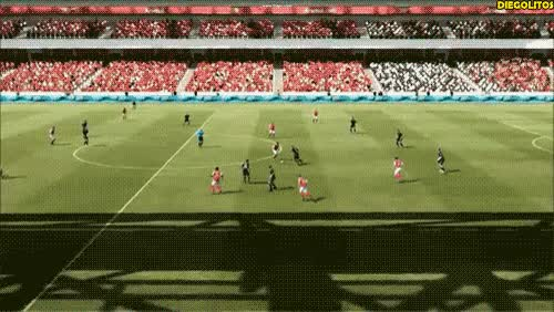 Watch and share Fifa Error Fifa Humor Gif GIFs on Gfycat