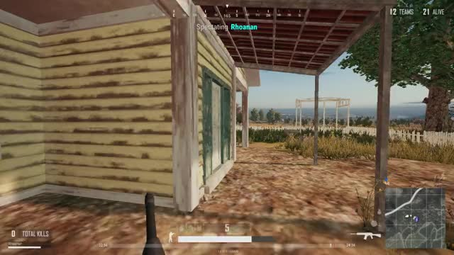 Watch sit the fuck down GIF by bongripper69 (@rhoanan) on Gfycat. Discover more PLAYERUNKNOWN'S BATTLEGROUNDS, pubg, s12k, shotgun, sit down, skill GIFs on Gfycat