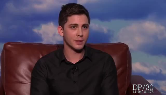 Watch Logan Lerman GIF on Gfycat. Discover more Logan GIFs on Gfycat