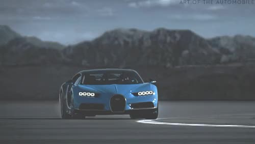 Ken Block VS Bugatti Chiron