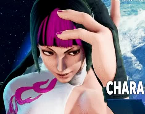 Watch OBSCENE GIF by @solgoodguy on Gfycat. Discover more Juri Han, Street fighter V GIFs on Gfycat