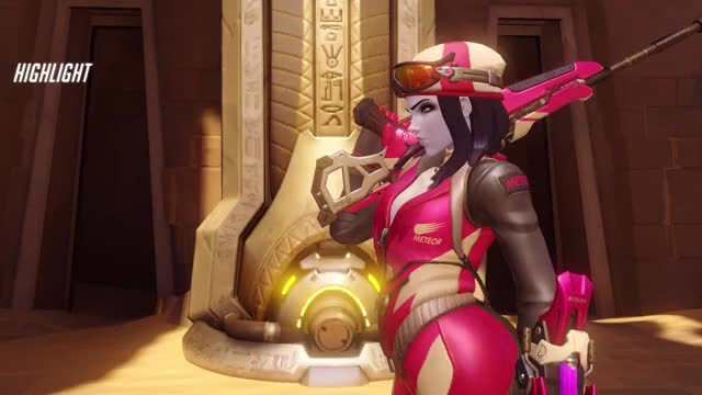 Watch 2000 IQ Widow strat GIF by Kenley Michel (@kenley0510) on Gfycat. Discover more highlight, overwatch, widowmaker GIFs on Gfycat