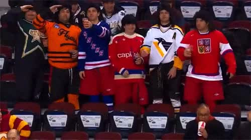 Watch jagre superfans hockey fans hockey fan GIF on Gfycat. Discover more related GIFs on Gfycat