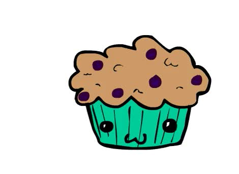 Watch and share Muffin GIFs on Gfycat